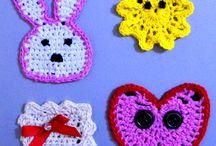 Ideas para el hogar / Como usar el tejido crochet para engalnar nuestro hogar.
