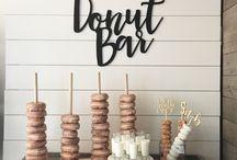 Bar: Donut