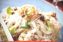 Receta de ensalada Tailandesa estilo oriental