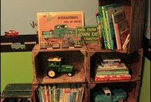 Ideas for Jack's room. / by Haley Benzai
