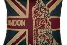 Union jack and all things english / by Joanne Boyko