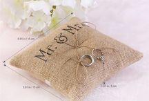 Wedding- Ring Pocket