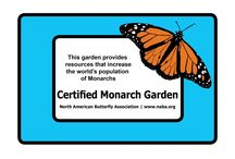 Butterfly Garden Certification / Information on our Butterfly Garden certification program and examples of certified gardens from around North America.