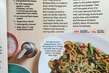 Rachael Ray recipes I'm going to try
