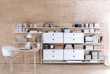 work space / by sillywood / sylvia staphorst