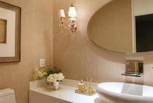 Interior | Banheiros e Lavabos