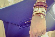 Givenchy / by Bobby Schaefer Schaef Designs Jewelry.com
