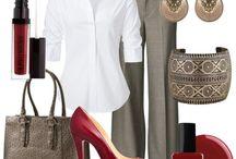Outfits for Work Trips / Outfits for Work Trips / by Rachel Ray