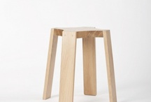 FURNITURE: stool | tables