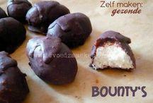 koekjes en bonbons