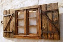 ventanas finca