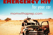 E-Prep: Car Emergency Kits / by Food Storage Made Easy (Jodi and Julie)