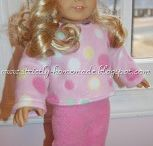 American Girl Doll Clothes / by Suzanne Davis