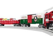 NEW Lionel 2015 Christmas Starter Sets