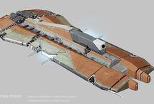 Concept // Vehicles