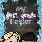 For my firsties! / by Rachel Nelson