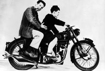"""Ray and Charles Eames / Charles Ormond Eames, Jr (1907–1978) and Bernice Alexandra """"Ray"""" (née Kaiser) Eames (1912–1988) were American designers, who worked in and made major contributions to modern architecture and furniture. They also worked in the fields of industrial and graphic design, fine art and film. In 1970–71, Charles Eames gave the Charles Eliot Norton Lectures at Harvard University. At the lectures, the Eames viewpoint and philosophy are related through Charles' own telling of what he called the banana leaf parable, a banana leaf being the most basic dish off which to eat in southern India. He related the progression of design and its process where the banana leaf is transformed into something fantastically ornate. He explains the next step and ties it to the design process by finishing the parable with: But you can go beyond that and the guys that have not only means, but a certain amount of knowledge and understanding, go the next step and they eat off of a banana leaf. And I think that in these times when we fall back and regroup, that somehow or other, the banana leaf parable sort of got to get working there, because I'm not prepared to say that the banana leaf that one eats off of is the same as the other eats off of, but it's that process that has happened within the man that changes the banana leaf. And as we attack these problems—and I hope and I expect that the total amount of energy used in this world is going to go from high to medium to a little bit lower—the banana leaf idea might have a great part in it. / by Sloane Mann"""