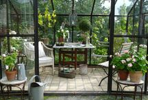 interiors, sunrooms,greenhouse