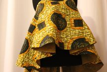 Ankara tops and blouses styles