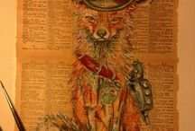 Foxes / Beautiful animals