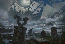 Gothic/Cemetery