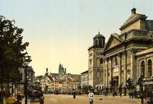 Warszawa sprzed lat