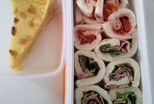 SchiscetTIamo / I miei pranzetti - My Bento Boxes