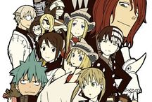 Soul Eater / I do not own some of them