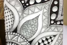 zentangle a doodles