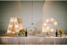 K & S - Wedding Styling Ideas / by Katy Lindemann