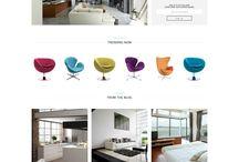 website design - inspiration / pequeño lugar para sacar ideas para crear e innovar tus diseños