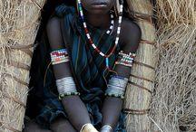 Tribal art.