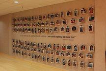 Employee Photo Wall