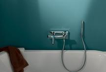 Rubinetti / Oggetti di #design unici, che donano personalità al tuo #bagno. I #rubinetti, protagonisti della stanza da bagno.
