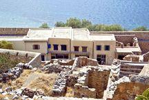 Crete, Spinalonga Island / In the island of absence: Spinalonga, Crete