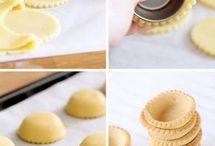 Como fazer tortinhas crocrantes
