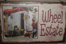 Wheel Estate / Design, decor and models of the great and not so great RV's out there! / by DISH Outdoors