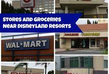 Disneyland Shopping