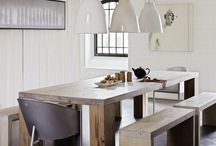 Living and Dining Spaces