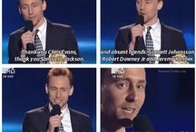 Tom being a doll