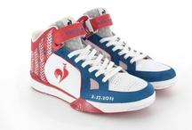 Le Coq Sportif OG / chaussures /Histoires de la marque  / by Claude Telle