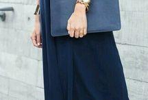 maxi skirt & dress
