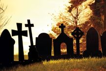 Cemeteries, Graves, and Tombs / by Dawn Williams