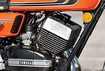 Yamaha XJR bike project