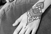 Hennè hands