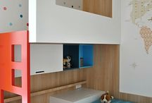 children's room / for a little school girl, by MARI