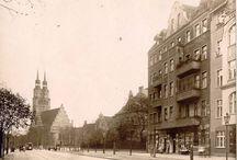 Wrocław Plac Strzegomski
