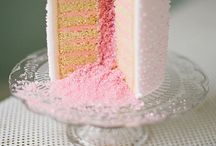 Wedding Cakes / Let them eat (wedding) cake....and when they look as beautiful as these creations who could resist?