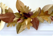 CRAFTING - PAPER, PAPIER-MACHE / by Patricia