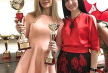 Уже по традиции фото с дорогой @olga.nevmienko на чемпионате #prime_lashes_championship